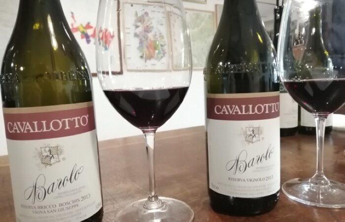 CAVALLOTTO, SULLE COLLINE DEI GRANDI BAROLO: Bricco Boschis e Vignolo a Castiglione Falletto