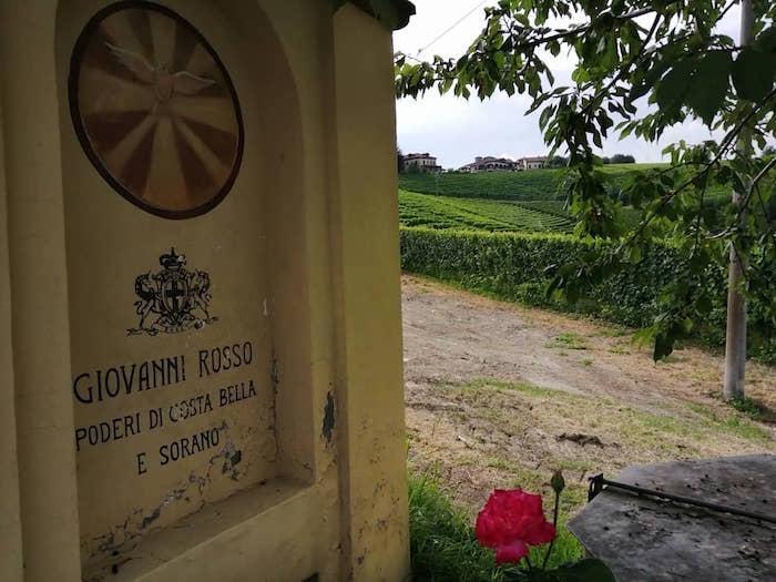 La Vigna della Mga Sorano a Serralunga d'Alba