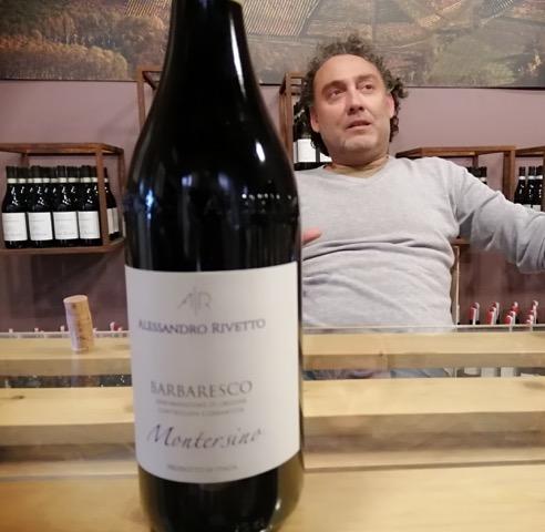 RIVETTO, DAL BAROLO LAZZARITO AL BARBARESCO MONTERSINO. I segreti del winemaker Alessandro