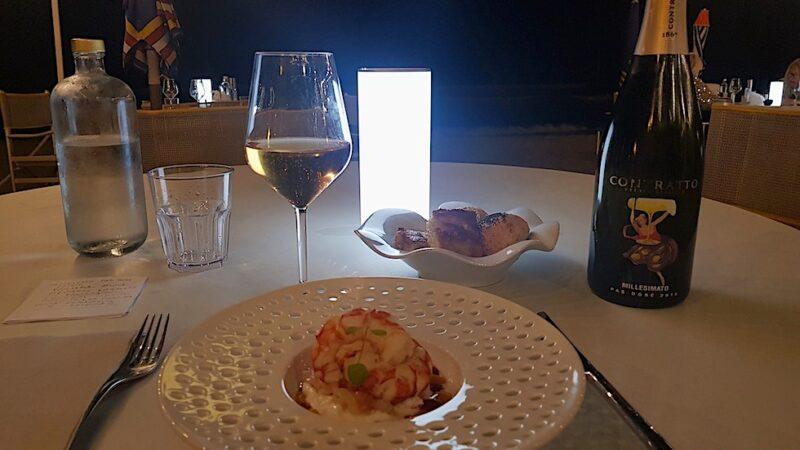 """21 ALASSIO, LA PUNTATA VINCENTE SUL PESCE. Nel Cuore del Budello Estro Culinario """"Pieds dans l'Eau"""""""